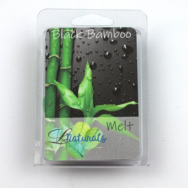 Black Bamboo Soy Wax Melt