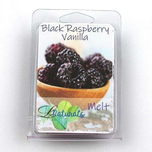 Black Raspberry Vanilla Soy Wax Melt