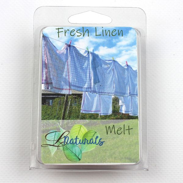 Fresh Linen Soy Wax Melt