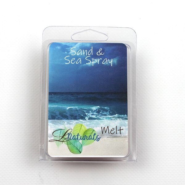 Sand & Sea Spray Soy Wax Melt