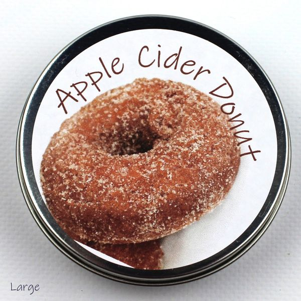 Apple Cider Donut Wundle