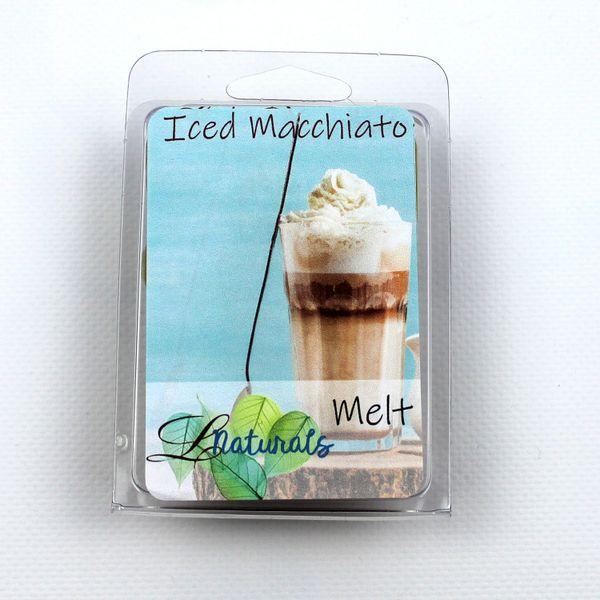 Iced Macchiato Soy Wax Melt