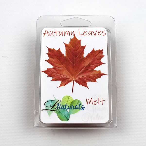 Autumn Leaves Soy Wax Melt