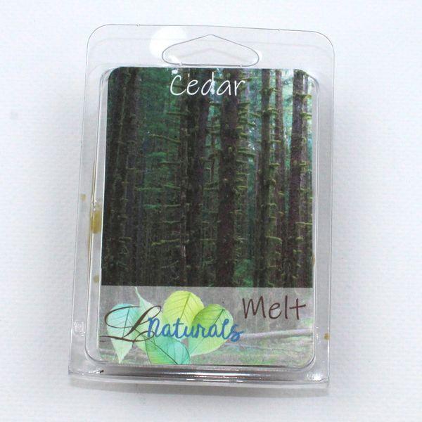 Cedar Soy Wax Melt