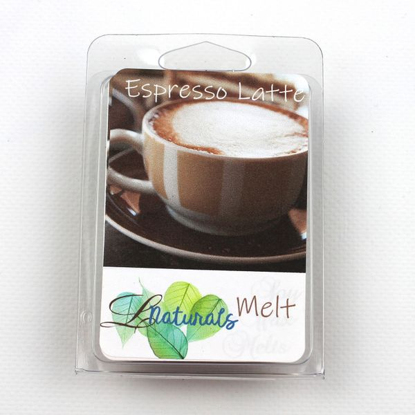 Espresso Latte Soy Wax Melt