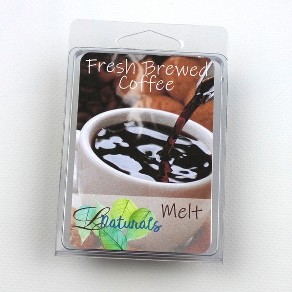 Fresh Brewed Coffee Soy Wax Melt