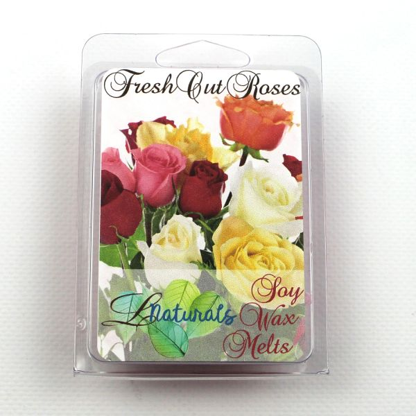 Fresh Cut Roses Soy Wax Melt - CLEARANCE