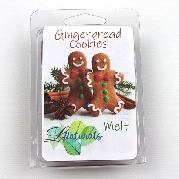 Gingerbread Cookie Soy Wax Melt