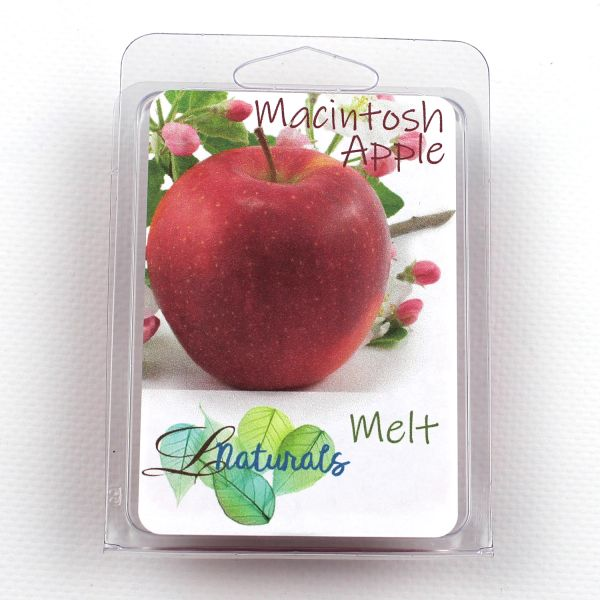Macintosh Apple Soy Wax Melt