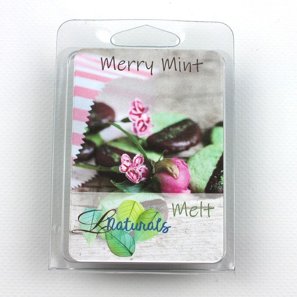 Merry Mint Soy Wax Melt