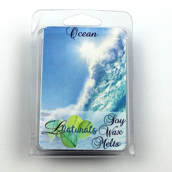Ocean Soy Wax Melt - CLEARANCE
