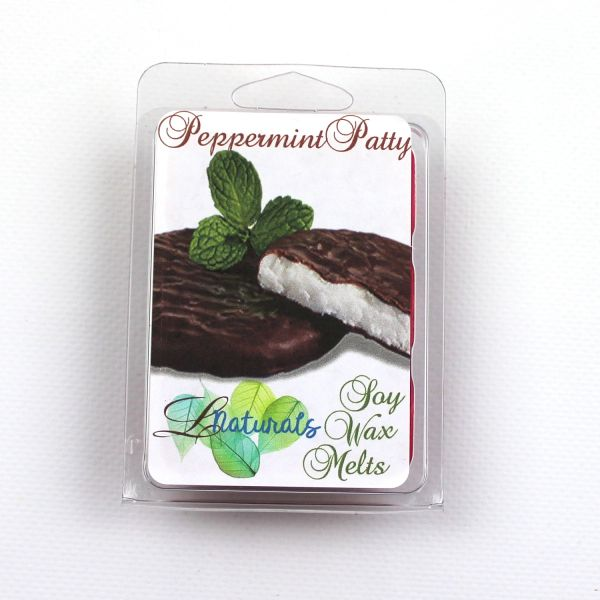 Peppermint Patty Soy Wax Melt - CLEARANCE