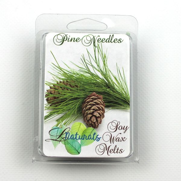 Pine Needle Soy Wax Melt - CLEARANCE