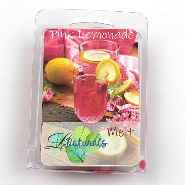 Pink Lemonade Soy Wax Melt