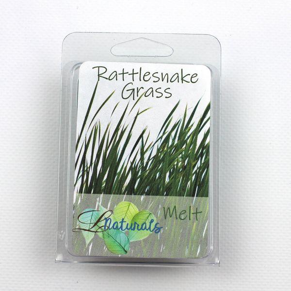 Rattlesnake Grass Soy Wax Melt