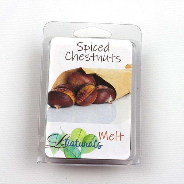 Spiced Chestnut Soy Wax Melt