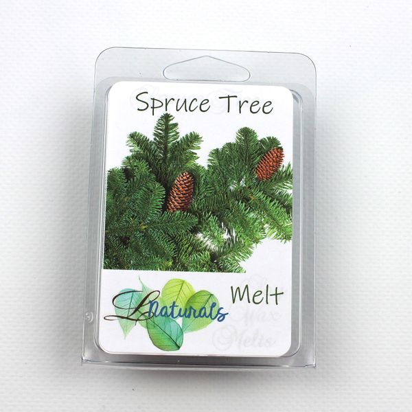 Spruce Tree Soy Wax Melt