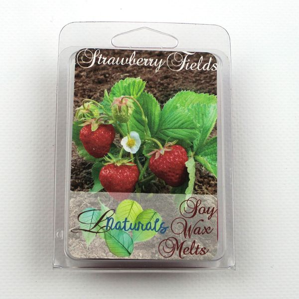 Strawberry Fields Soy Wax Melt - CLEARANCE