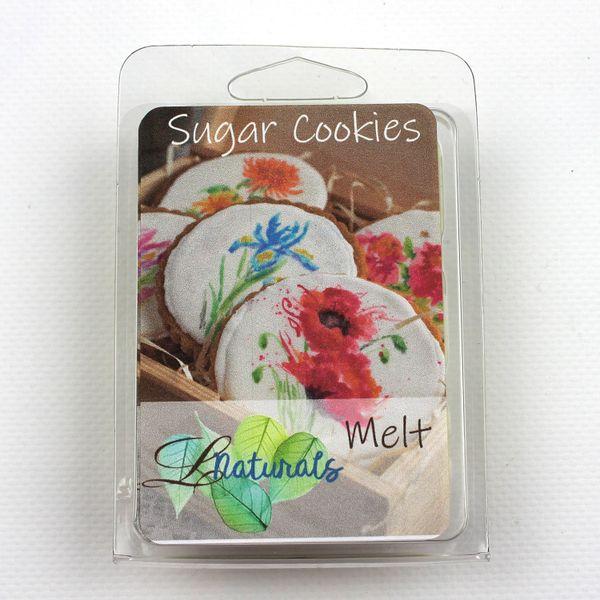 Sugar Cookie Soy Wax Melt