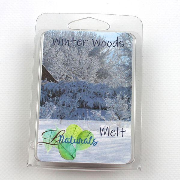 Winter Woods Soy Wax Melt