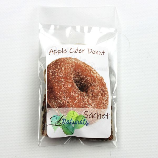 Apple Cider Donut Sachet