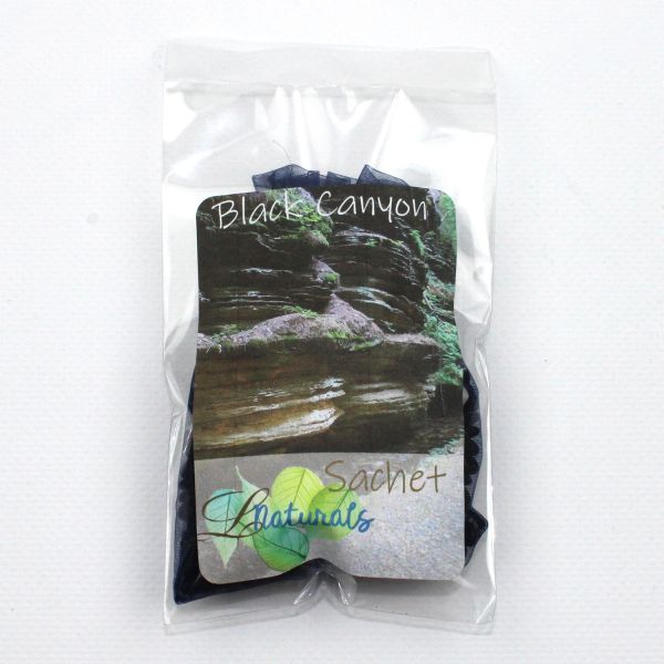 Black Canyon Sachet