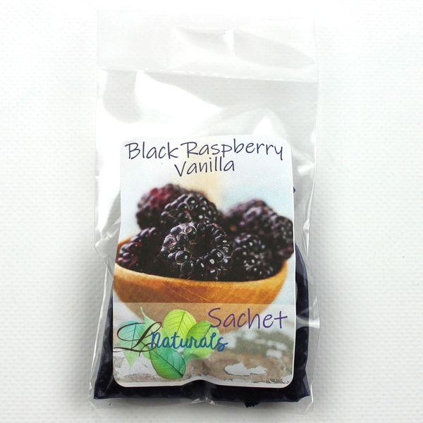 Black Raspberry Vanilla Sachet