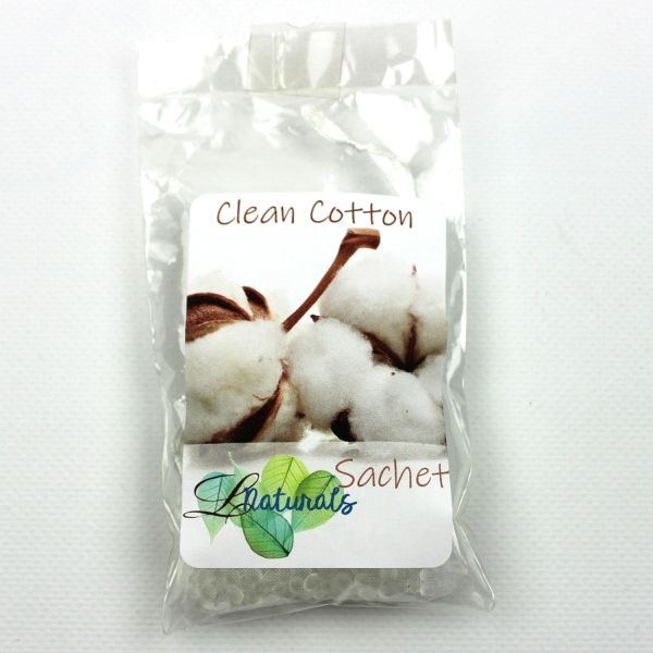 Clean Cotton Sachet
