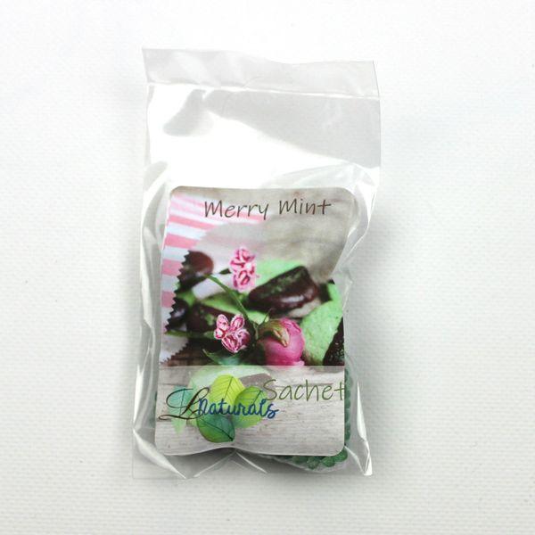 Merry Mint Sachet