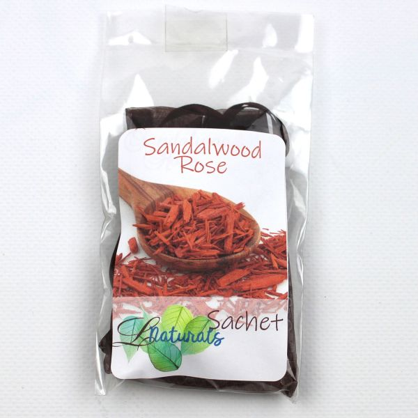 Sandalwood Rose Sachet