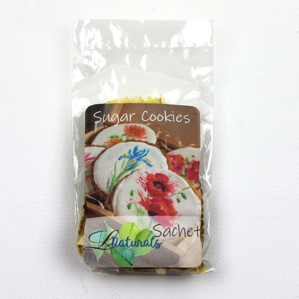 Sugar Cookie Sachet