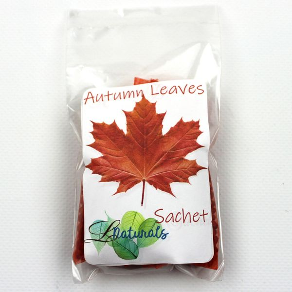 Autumn Leaves Sachet