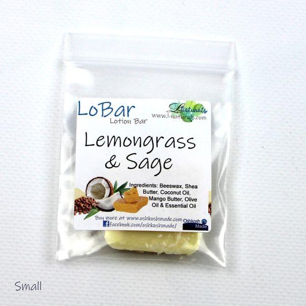 Lemongrass & Sage LoBar