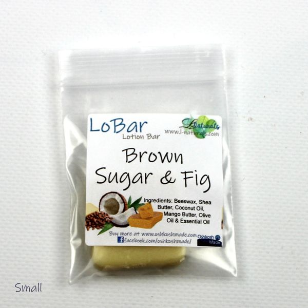 Brown Sugar & Fig LoBar