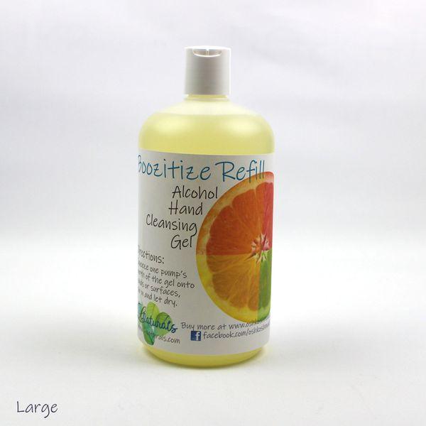 Boozitize Refill Citrus