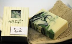 Ivy Farm Naturally Soap Bar - Ginger Tea