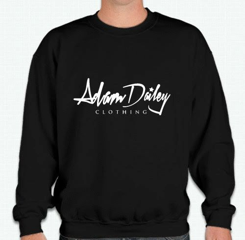 Adam Dailey Signature Edition Crew Neck Sweatshirt