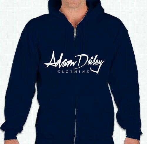 Adam Dailey Signature Edition Zip Hoodie