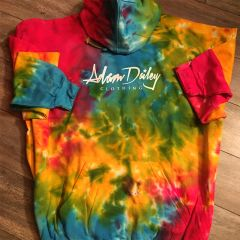 Adam Dailey Signature Edition Tye Dye Hoodie