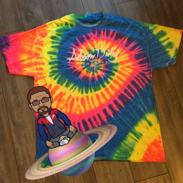 Adam Dailey Signature Tye Dye T-Shirts