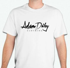 Adam Dailey Signature TShirt