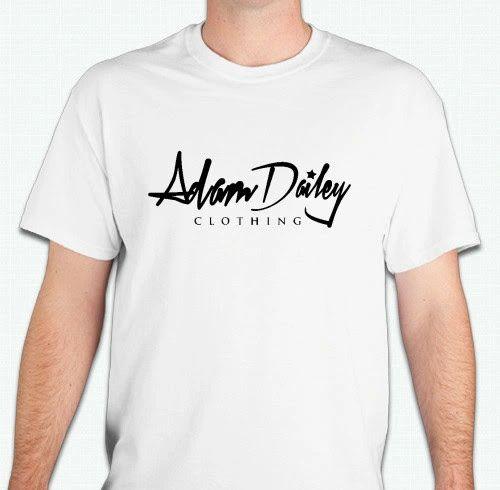 Adam Dailey Signature TShirt