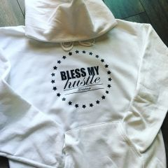 Bless My Hustle Dailey Hoodie