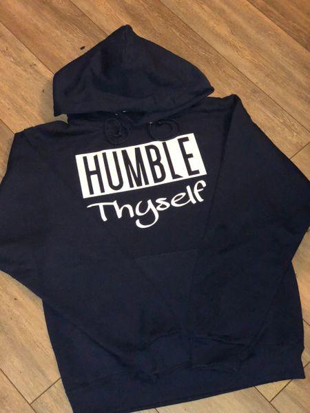 Humble Thyself Hoodie