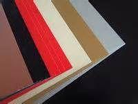 A3 Mixed Coloured Card