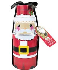 Santa Cookie and Cocoa Tower