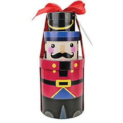 Nutcracker Cookie and Cocoa Tower