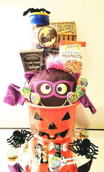 Halloween Treat Basket - Sorry we are sold out!