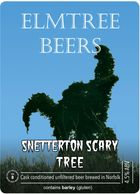 Snetterton Scary Tree draught beer
