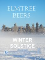 Winter Solstice draught beer